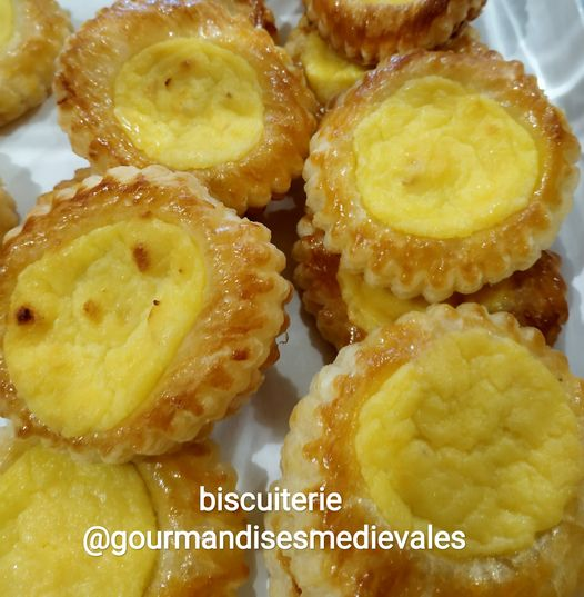 Niflettes 100% biscuiterie médiévale